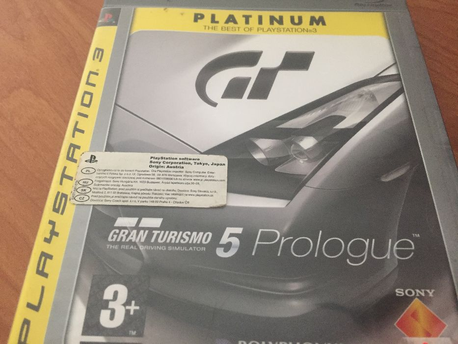 Gra PS3 Gran Turismo 5 Prologue. Ostrów Wielkopolski - image 1