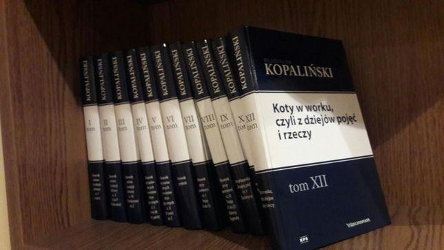 Kolekcja słowników...