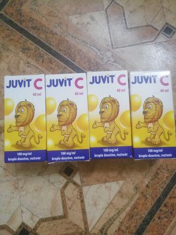 Krople Juvit C 2 butelki