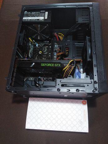 Komputer I3, GTX670, ram8gb, chłodzenie wodne