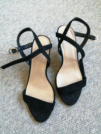 Sandałki, New Look/sandały/szpilki/ na szpilce /obcasie