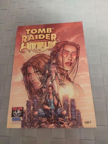 Tomb Raider/Witchblade - czesc 2 i 3