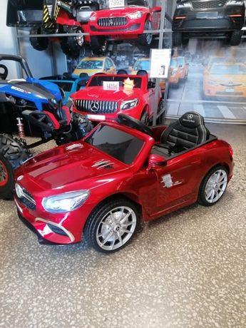 Samochód Mercedes SL 63 na akumulator dla dzieci LAKIER PROMOCJA!