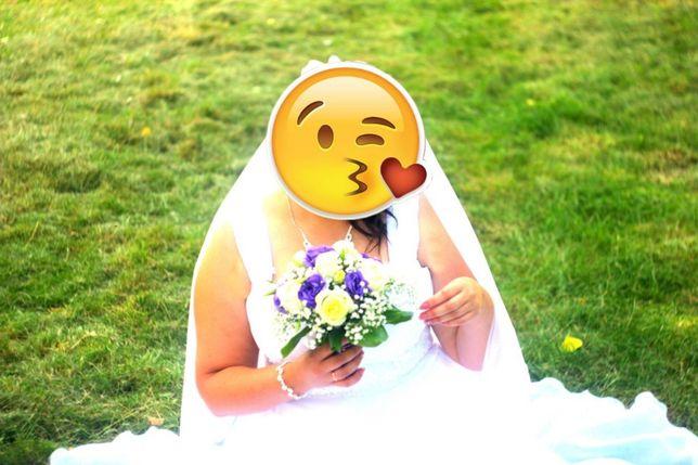 Шикарное свадебное платье /свадебное платье большого размера //свадьба