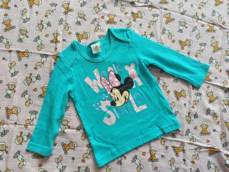 Bluzeczka dla dziewczynki z   Myszką Minnie