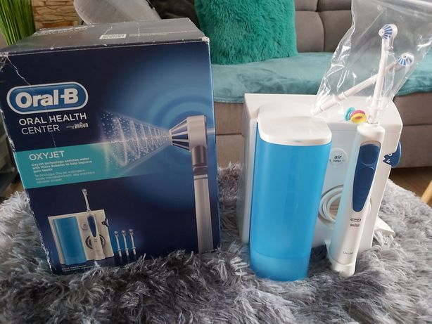 Oral-B oxyjet irygator
