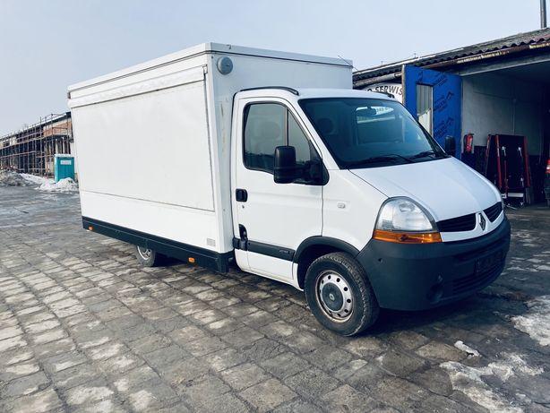 Renault master food truck foodtruck autosklep 2007r.