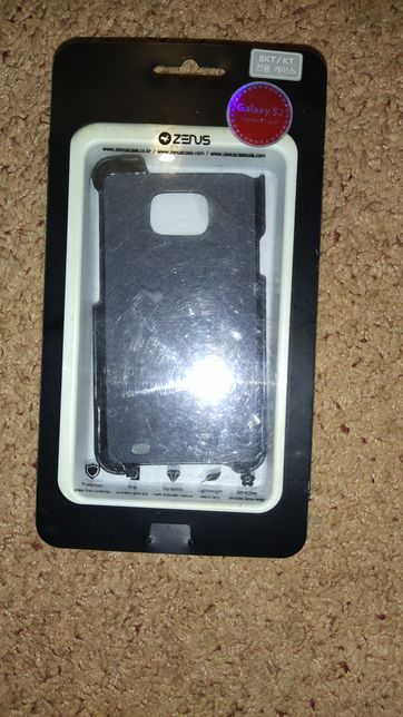 Кожаный чехол Zenus для Samsung Galaxy S2