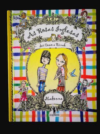 Livro da Madona *As rosas inglesas 6 - Ser Como Binah*
