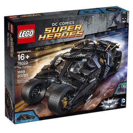 Блочный конструктор LEGO Super Heroes Тумблер (76023) колекционный