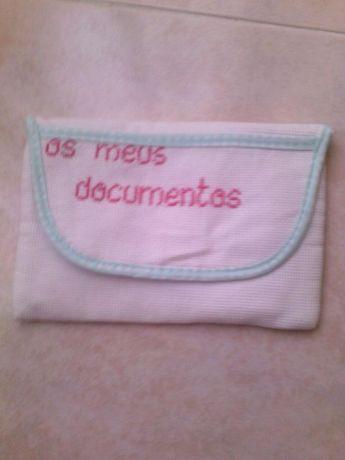 """Carteira """"os meus documentos"""""""