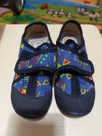 Floare текстильные тапочки, сменная обувь р.25