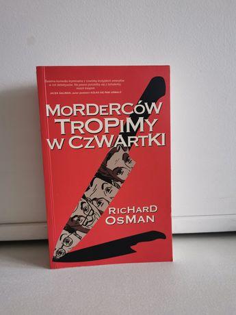 Morderców tropimy w czwartki  Richard Osman