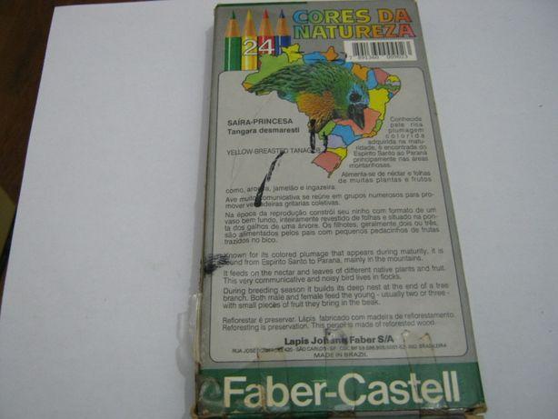 Caixa de lápis de cor Faber-Castell