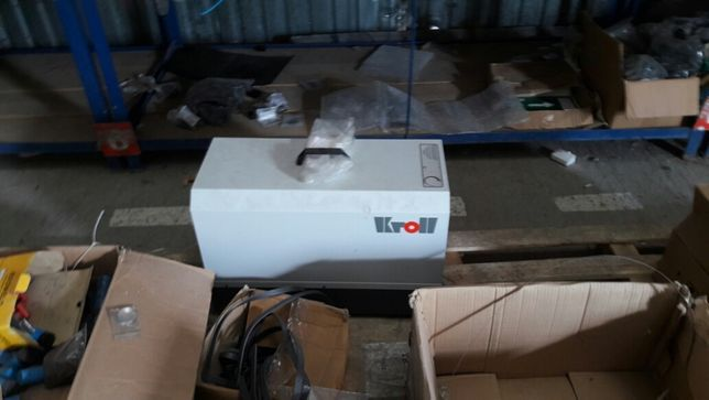 Новые тепловая пушки Kroll