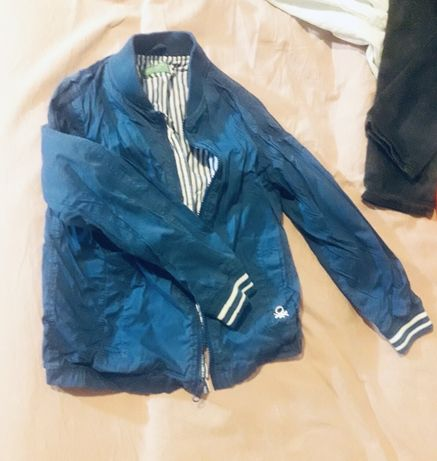 Куртка бомбер на мальчика