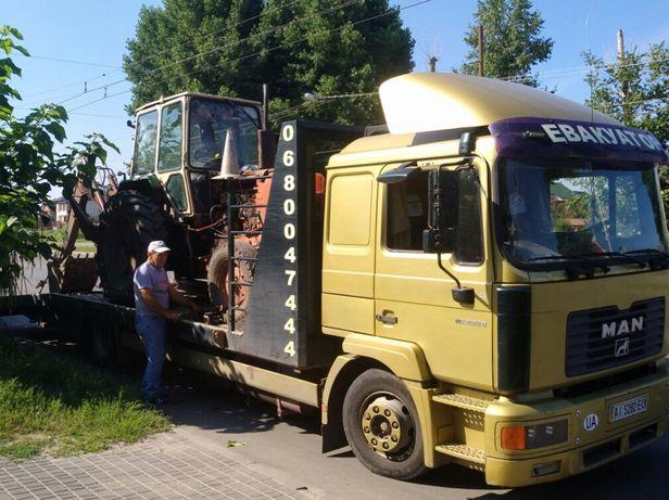 Эвакуатор от 3х до 7 тонн Белая Церковь