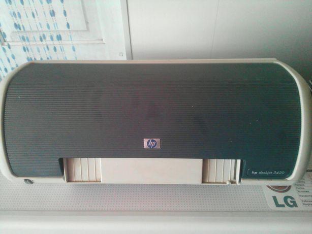 Продам принтер HP3420