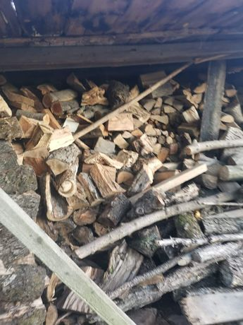 Drewno na opał mieszane