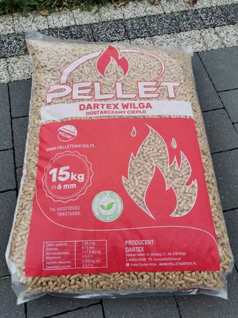 Pellet sosnowy producent Dartex