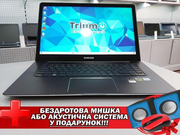 "Samsung NP940Z5L/15.6""4K IPS Touch/i7-6700HQ/8GB/SSD 240GB/GTX950M 2GB"