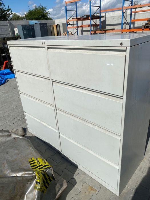 Szafka 4 szuflady metalowa Mogilno - image 1