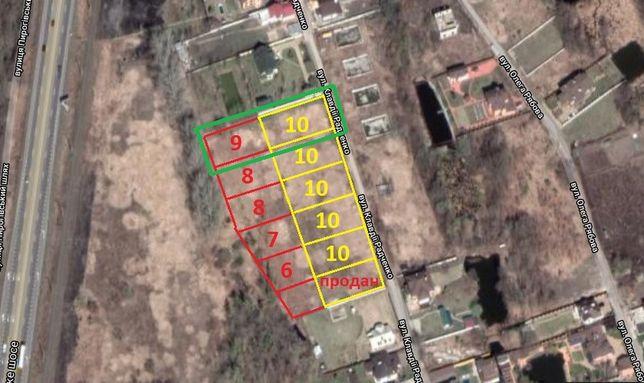 Участок под строительство Чапаевка Голосеевкий район