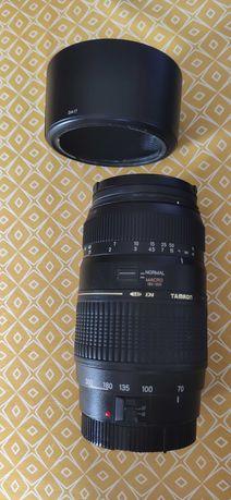 Tamron AF 70-300mm F/4-5.6 Di LD MACRO 1:2 (CANON) [PARA REPARAÇÃO]