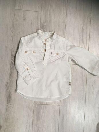 Biala koszula H&M 92