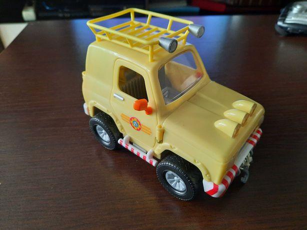 Jeep ratunkowy strażak Sam