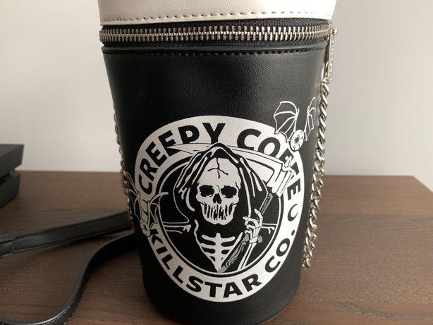 Torebka damska Kill Star - Creepy Coffee