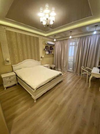 (O) ЖК Академгородок. 2-х ком. квартира с ремонтом и мебелью + лоджия