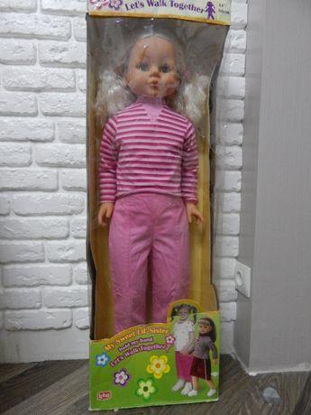 Кукла большая ходячая