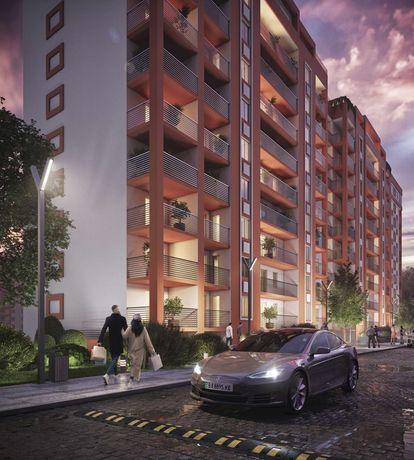 3-х Комнатная квартира от застройщика ЖК Апельсин сдача 2 кварт. 2022