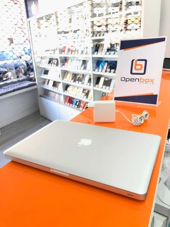 """Macbook Pro 15"""" 2010 i5 4GB RAM 500GB C - Garantia 12 meses"""