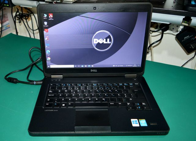 Dell Pro. (CPU i5 3.00Ghz Turbo - 8GB Ram – SSD 240GB (Novo) Bat: 4H)