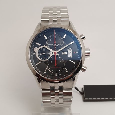 Новые часы Raymond Weil Freelancer 7730