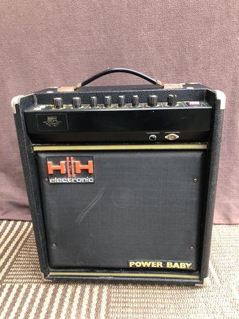 Wzmacniacz gitarowy H&H Power Baby Lata 70-te !!!