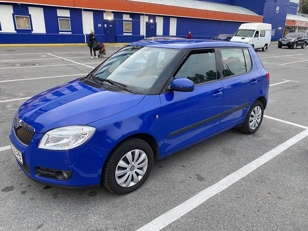 Продам Skoda Fabia 2008 года