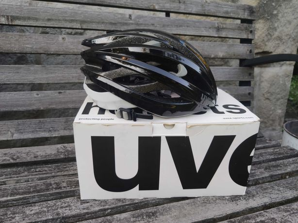 Jak Nowy Kask rowerowy UVEX Race 3 FP najwyższy MODEL M-L-XL S-Works