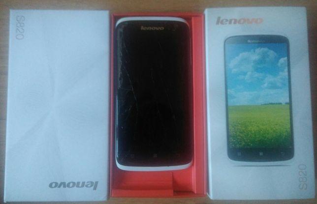 Продам телефон смартфон Lenovo S820