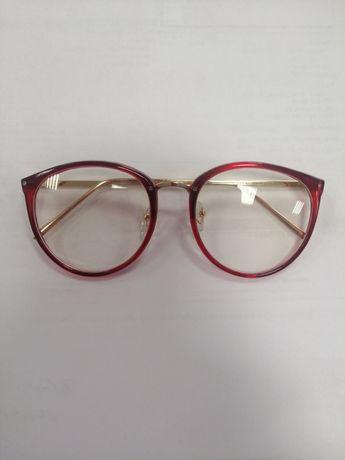 Okulary zerówki NOWE