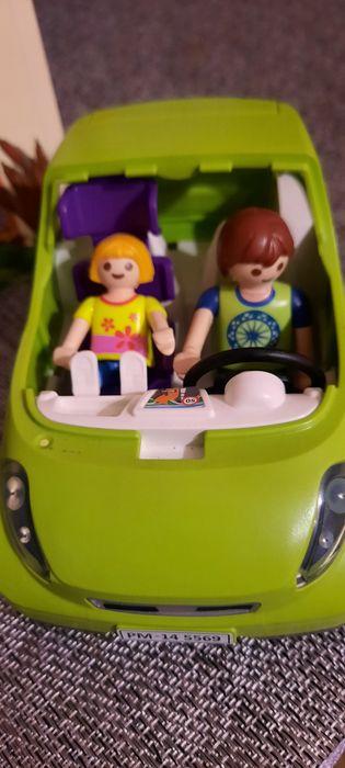 Playmobil domek plus samochód Nowe - image 1