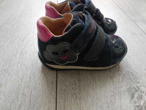 Geox 20 buciki dla dziewczynki