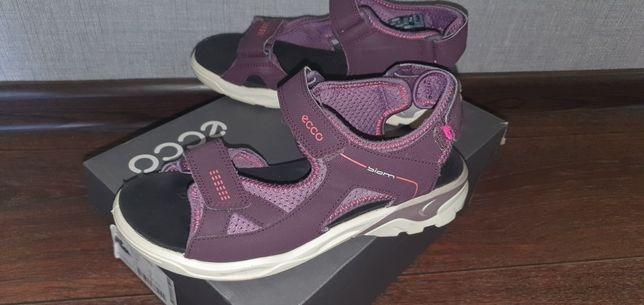 Босоножки ecco biom размер 38, сандалии ecco biom размер 38