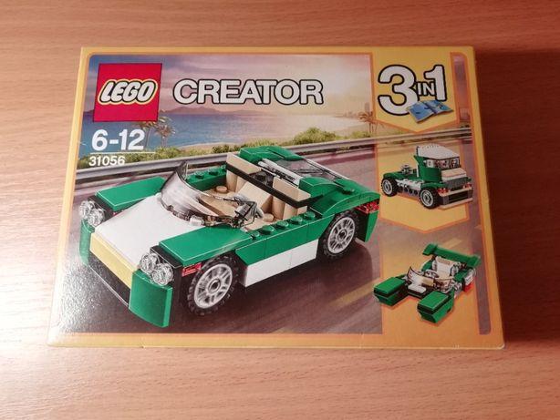 Конструктор lego creator 31056 зеленый кабриолет
