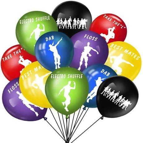 Festa aniversário Balões Fortnite