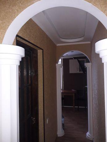 Продам трёхкомнатную квартиру в с.Глубокое,Харьковская область