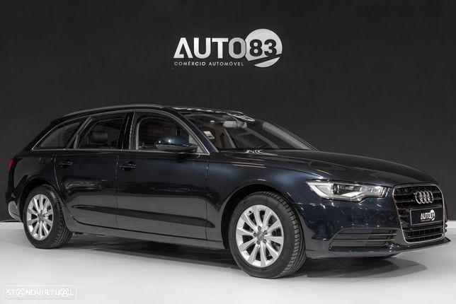 Audi A6 Avant 3.0 TDi V6 Sport
