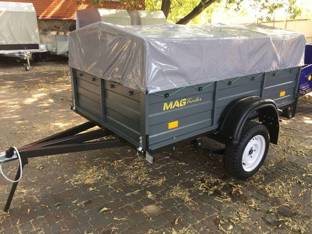 Прицеп MAG 202-В-500-2.2 рессора Волга (1,32 х 2,2 )